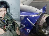 """Manevra care a împiedicat avionul să se rupă. Pilotul erou din """"aeronava groazei"""""""