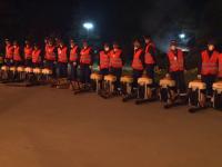 Zeci de muncitori au împrăștiat substanțe împotriva țânțarilor, în Capitală