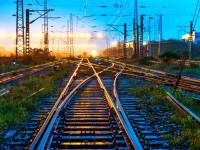 Tronsonul de cale ferată Constanţa-Curtici, o prioritate pentru Guvern. Orban: Va fi gata până în 2023
