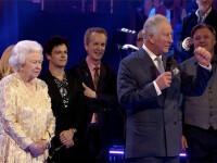 """Reacţia Reginei Elisabeta a II-a când Prinţul Charles i se adresează cu """"mami"""". VIDEO"""