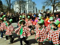 Iohannis, reacție privind spectacolul dat de copii la