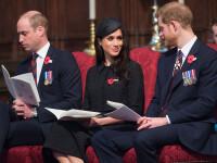 Cum a fost surprins prințul William, la două zile după ce a devenit tată pentru a treia oară. VIDEO