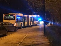 Pățania unui bărbat care a furat un autobuz cu călători, folosind o surubelniță