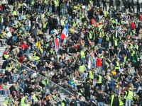 """Mai puține """"veste galbene"""" în stradă, în al 21-lea weekend de proteste. GALERIE FOTO"""