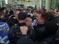 Bătaie între susţinătorii candidaţilor la preşedinţie, în Kiev. De la ce a pornit