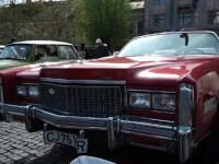 """Mașini de epocă expuse în mai multe orașe din țară. """"Sunt amantele mele oficiale"""""""