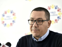 Reacţia lui Victor Ponta după europarlamentare: