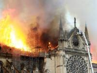 """Reacții după incendiul de la Catedrala Notre Dame: """"Parisul nu mai e la fel"""""""
