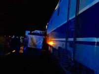 Accident cu 16 victime în Buzău, după ce trenul a lovit un microbuz. Planul Roşu, declanşat