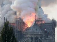 """Notre Dame ar putea fi refăcută cu o imprimantă 3D. """"Conservăm sufletul edificiului\"""