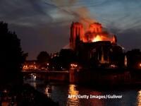 Miliardarul care deține Gucci și Yves Saint Laurent donează 100 mil. € pentru Notre Dame
