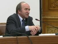 Predoiu, despre propunerea de retragere a lui Tudorel Toader din Comisia de la Veneţia: E un caz fără precedent