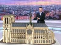 Cum a început incendiul de la Notre Dame și de ce a fost stins greu - REALITATE AUGMENTATĂ