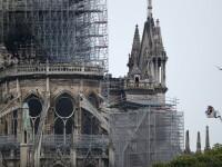 Ce se ascunde în spatele incendiului de la Notre Dame. Detectoarele de foc nu s-au activat