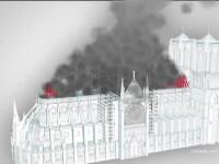 Cei 3 pași prin care Catedrala Notre Dame va fi reconstruită. Macron a dat termen 5 ani
