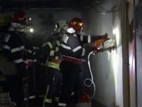 Simulare seism de 7,2 grade în România. Acțiunea pompierilor