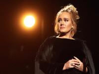 Prima apariție in public a cântăreței Adele, după ce s-a retras din lumina reflectoarelor. Cum arată acum. GALERIE FOTO