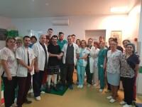 Povestea primului rănit cu arsuri grave, salvat în România datorită donațiilor