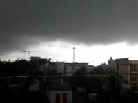 Vremea 28 mai 2019. Ploi torențiale, vijelii și grindină în mai multe județe