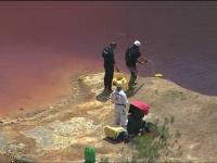 Cazul româncelor ucise în Cipru. Ce au găsit anchetatorii în valiza scoasă din lacul toxic