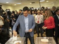 Extrema dreaptă a intrat în Parlamentul Spaniei. 5 catalani aflați în închisoare, aleși deputați