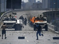 Colonel venezuelean, susținător al lui Maduro, împușcat în gât. Anunțul președintelui