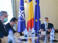 Klaus Iohannis a chemat partidele parlamentare la consultări. PSD, primul pe listă
