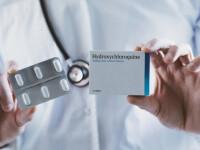"""OMS: """"Hidroxiclorochina nu are ca rezultat reducerea mortalităţii pacienţilor infectați cu coronavirus"""""""