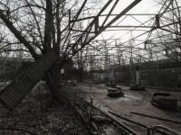 Kievul dezminte creşterea nivelului radioactivităţii. Cine a pornit incendiul de lângă Cernobîl
