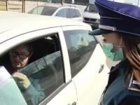 """Larisa Iordache, agent de poliție în pandemie, pe stradă în Ghencea. """"50% sunt speriată"""""""