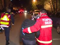O femeie a fost atacată în propria locuință de fostul soț, de față cu fetița lor de 7 ani