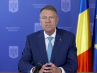 Iohannis îi critică pe parlamentarii opoziției: După ce au distrus bugetul României, fac acum propuneri