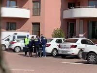 Bărbat împușcat mortal de polițiști într-un hotel din București. I-a atacat pe agenți