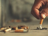 Cercetători francezi: Fumatul ne-ar putea proteja împotriva infecției cu noul coronavirus