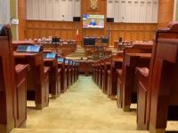 PSD: Legea carantinării va fi transmisă deputaţilor cel târziu joi, cu modificări majore