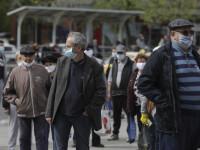 București: Rata de infectare cu COVID-19 a ajuns la 4,35 la mia de locuitori
