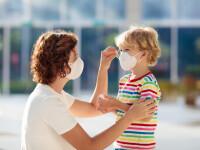 Studiu: Copiii, puţin probabil să transmită coronavirusul între ei sau adulţilor