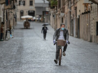 Bloomberg: Bicicletele vor înlocui transportul public în Europa
