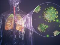 6 noi simptome de infectare cu noul coronavirus, confirmate oficial de CDC