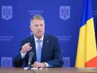 """Klaus Iohannis face apel la parlamentari să prelungească starea de alertă. """"Ori ești precaut, ori ești prost"""""""