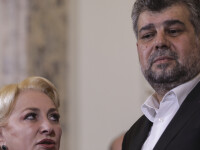 """Dăncilă îi cere demisia lui Ciolacu de la șefia PSD, pentru """"modul rușinos în care a umilit românii"""""""