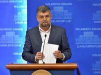"""Ciolacu, aproape să leșine din cauza acuzațiilor lui Iohannis: """"Normal că m-au afectat"""""""