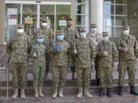 """România trimite 42 de medici să lupte cu Covid-19 împreună cu """"frații noștri de peste Prut"""""""