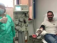 România se alătură statelor care administrează plasmă de la pacienții vindecați de COVID-19