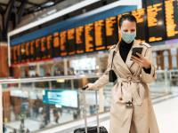 Cei care vor să se testeze pe Aeroportul Otopeni trebuie să vină cu 9 ore înainte de zbor