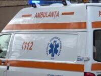 Trei femei în vârstă, rănite într-un accident, în Dâmbovița