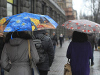 Vremea azi, 20 aprilie. Răcoare şi instabilitate în majoritatea zonelor