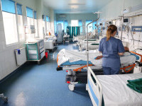 spital, romania, covid