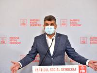 PSD nu susține un Guvern minoritar PNL-UDMR. Ciolacu afirmă că nu negociază cu PNL