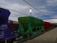 Moda selfie-urilor pe tren a făcut o nouă victimă, chiar de Ziua Feroviarilor